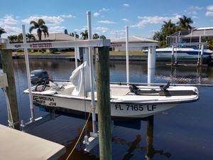 Used Carolina Skiff 14 Commercial Boat For Sale