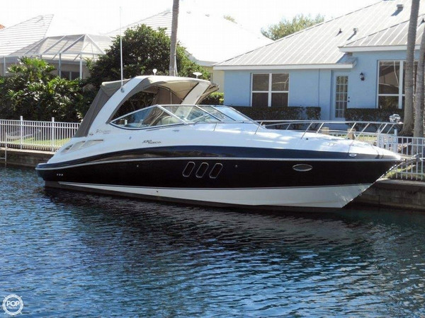 Used Cruisers Yachts 330 Express Cruiser Boat For Sale