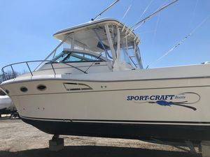 Used Sport-Craft 3010 Sports Fishing Boat For Sale