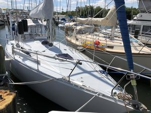 Used Moody 34 Cruiser Sailboat For Sale