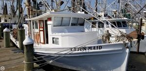 Used Cajun Maid 47 Commercial Boat For Sale