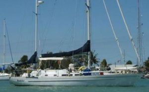 Used Ct TA Chioa Cutter Rig Ketch Cutter Sailboat For Sale