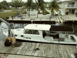 Used Stanley 36 COMM Fish J. Williams Built Commercial Boat For Sale
