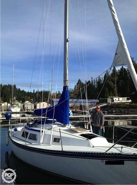 Used Newport 28 MK11 Sloop Sailboat For Sale