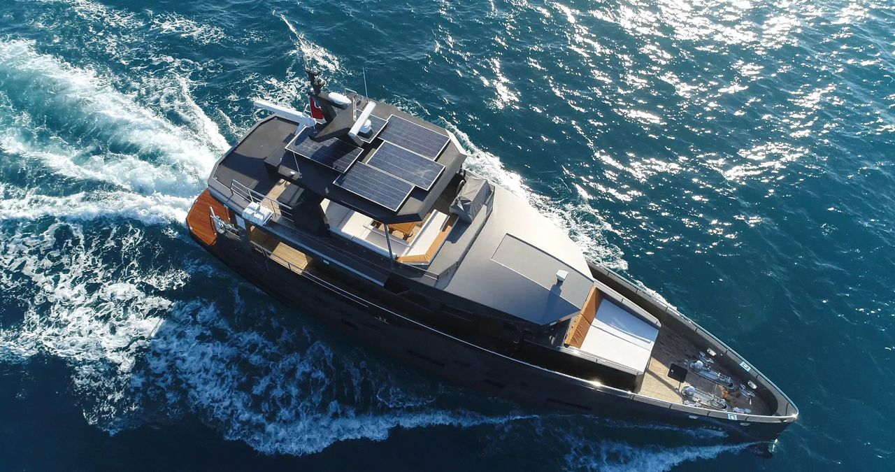 2019 New Bering 70 Motor Yacht For Sale - $2,523,100