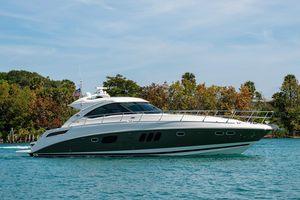 Used Sea Ray 540 Sundancer Express Cruiser Boat For Sale
