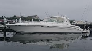 Used Sea Ray 550 Sundancer Mega Yacht For Sale