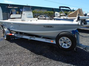 Used Hewes Flats Fishing Boat For Sale