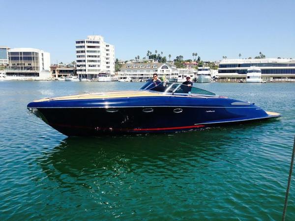 Used Super Classic Off Shore Malta Express Cruiser Boat For Sale