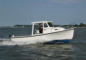 New Eastern SISU Downeast Fishing Boat For Sale