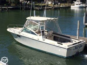 Used Formula F 233 C Walkaround Fishing Boat For Sale