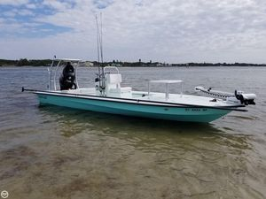 Used East Cape Vantage VHP Flats Fishing Boat For Sale