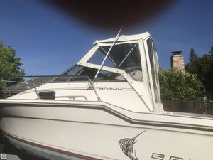 Used Bayliner Trophy 2302 Walkaround Fishing Boat For Sale