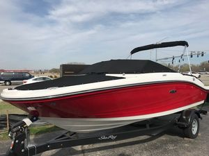 New Sea Ray SPX Series SPX 210 Bowrider Boat For Sale