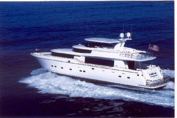 New Johnson 87 Motor Yacht Motor Yacht For Sale
