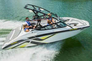 Used Yamaha Boats 212X High Performance Boat For Sale