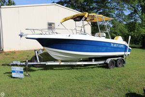 Used Aquasport Osprey 205 Center Console Fishing Boat For Sale