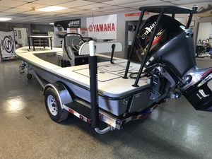 New Maverick Flats Fishing Boat For Sale