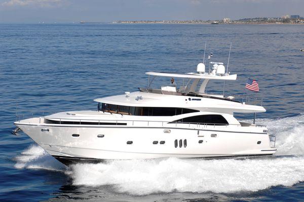 New Johnson 80 Motor Yacht Motor Yacht For Sale