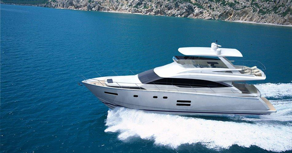 New Johnson 65 Motor Yacht Pilothouse Boat For Sale