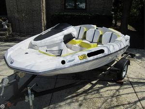 Used Scarab 165 Jet Boat For Sale