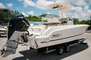 New Boston Whaler 230 Outrage Sports Fishing Boat For Sale