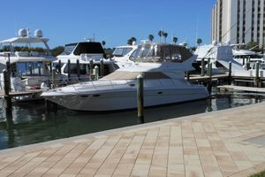 Used Sea Ray 40 Sedan Bridge Motor Yacht For Sale