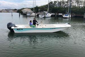 Used Carolina Skiff 238 DLV Sports Fishing Boat For Sale