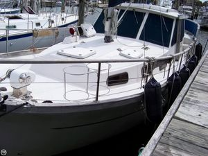 Used Nauticat 33 Ketch Sailboat For Sale