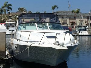 Used Carver 400 Trojan Express Cruiser Boat For Sale