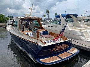 Used Hinckley Picnic Boat Mkiii High Performance Boat For Sale