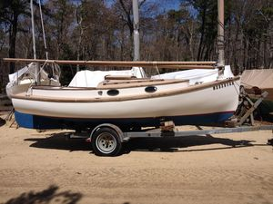 Used Marshall Sanderling Cruiser Sailboat For Sale
