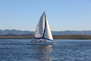 Used Privilege 39 Catamaran Sailboat For Sale