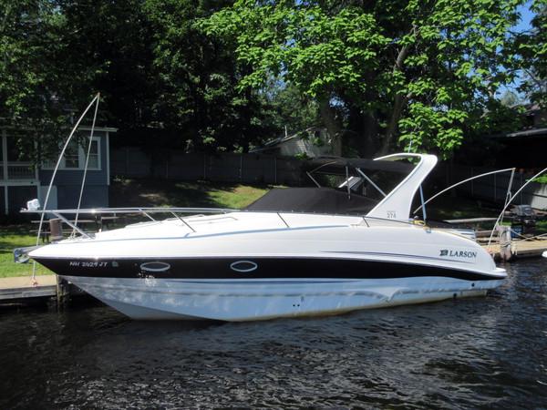Used Larson 274 CABRIO 11727 Cruiser Boat For Sale