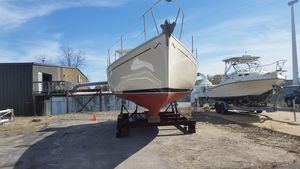 Used Shannon Shoalsailer 32 Cruiser Sailboat For Sale