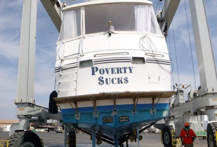 1983 Used Sea Ranger Motor Yacht - Aft Cabin Aft Cabin Boat For Sale