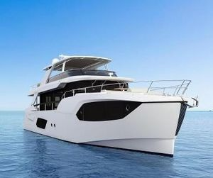 New Absolute 68 Navetta Pilothouse Boat For Sale