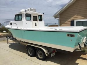Used Parker 2520 Cuddy Cabin Boat For Sale