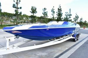 Used Warlock Ultimate World Class 29 Open Bow High Performance Boat For Sale