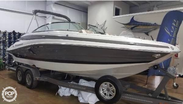 Used Crownline Eclipse E25 Bowrider Boat For Sale