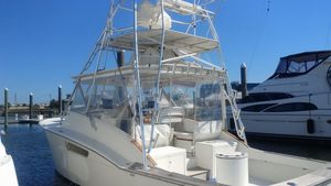 Used Hatteras Custom Sports Fishing Boat For Sale