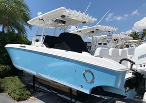New Fountain 34 CC LS Center Console Fishing Boat For Sale