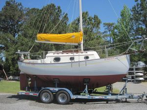 Used Pacific Seacraft Flicka 20 Daysailer Sailboat For Sale
