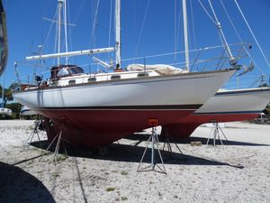 Used Cape Dory 33 Cutter Sailboat For Sale