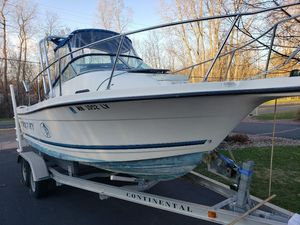 Used Bayliner Trophy 2002 Walk Center Console Fishing Boat For Sale