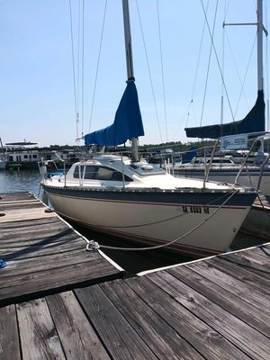 Used Tanzer 25 Cruiser Sailboat For Sale