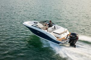 New Sea Ray SPX Series SPX 190 OB Bowrider Boat For Sale