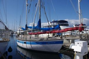 Used Colin Archer Custom Ketch Cruiser Sailboat For Sale