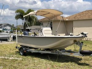 Used Key West 177 SKRF Skiff Fishing Boat For Sale