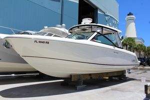 Used Boston Whaler 320 Vantage Center Console Fishing Boat For Sale